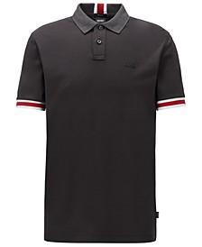 BOSS Men's Parlay 60 Regular-Fit Polo Shirt