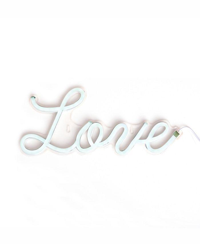 COCUS POCUS - Love LED Neon Sign