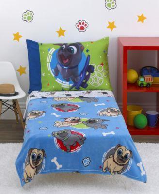 Disney Puppy Dog Pals 4-Piece Toddler