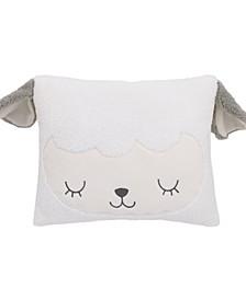 Lamb Shaped Decorative Pillow