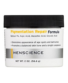 Pigmentation Repair Formula Dark Spots Cream For Men 2 OZ