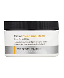 Facial Cleansing Clay Mask For Men 3 OZ
