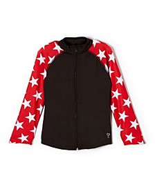 Little Girls Team USA Perfect Fit Jacket