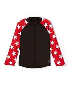 Big Girls Team USA Perfect Fit Jacket