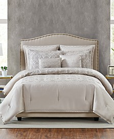 5th Avenue Lux Riverton 7-Piece Queen Bedding Set