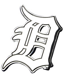 Detroit Tigers Metal Auto Emblem
