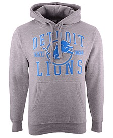 Men's Detroit Lions Established Hoodie