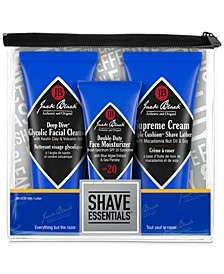 3-Pc. Shave Essentials Set