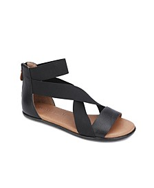 by Kenneth Cole Break Elastic Sandals