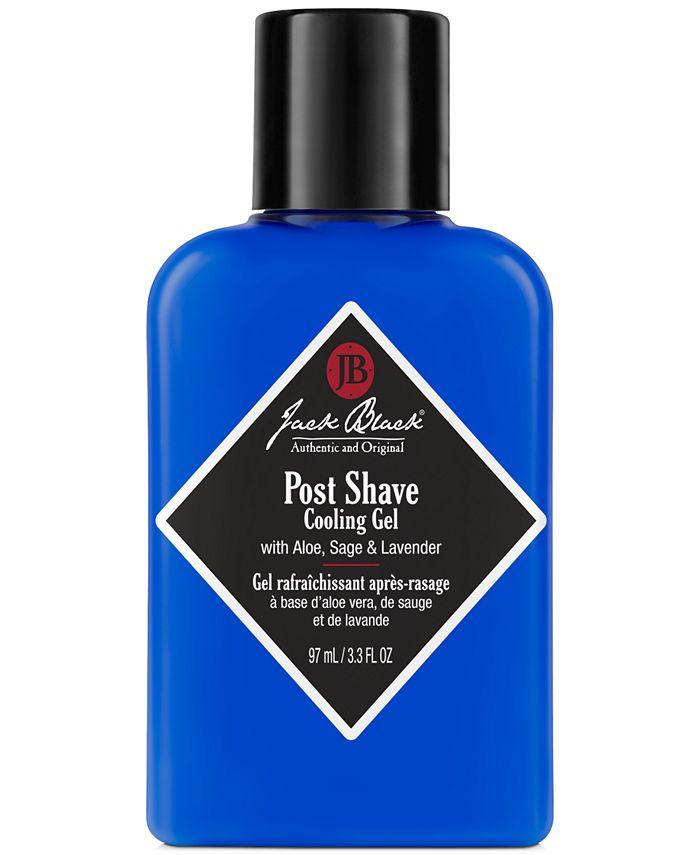 Jack Black - Post Shave Cooling Gel with Aloe, Sage & Lavender, 3.3 oz