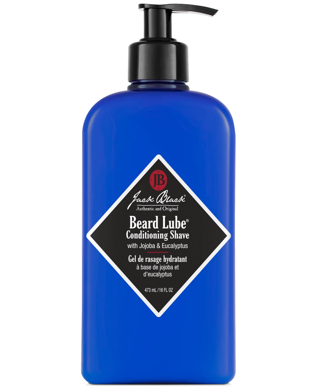 Jack Black Beard Lube Conditioning Shave, 16 oz.