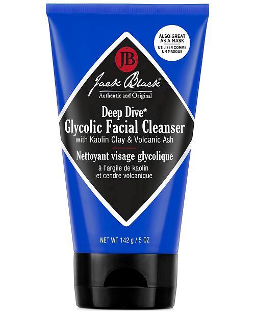 Jack Black Deep Dive® Glycolic Facial Cleanser, 5 oz.