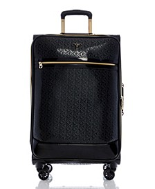 """Fashion Travel Rancho 24"""" Softside Check-In Spinner"""