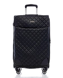 "Fashion Travel Horton 24"" Softside Check-In Spinner"
