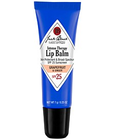 Intense Therapy Lip Balm SPF 25 with Grapefruit & Ginger, 0.25 oz