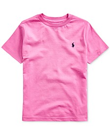 Little Boys Cotton Jersey Crewneck T-Shirt