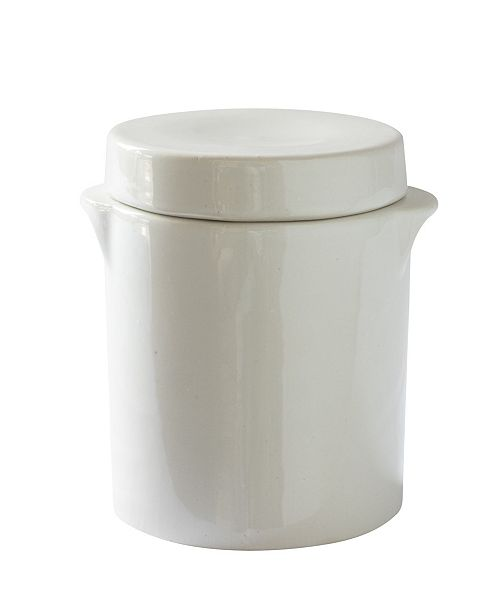 Manufacture de Digoin Canister With Lid