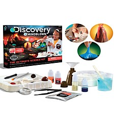 Discovery Mindblown Toy Kids Science Ultimate Experiment Kit