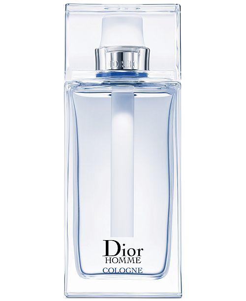 Dior Men's Homme Cologne Eau de Toilette Spray, 4.2 oz.