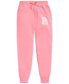 Big Girls Graphic French Terry Joggers
