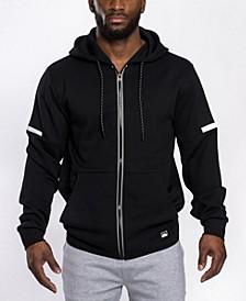 Men's Premium Power Fleece Full Zip Hoodie