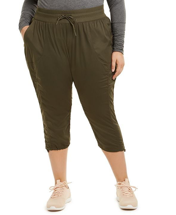 The North Face Womens Plus Size Aphrodite Motion Capri Pants
