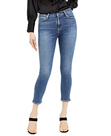Rocket Cropped Skinny Jeans
