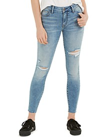 Jennie Ripped Skinny Jeans