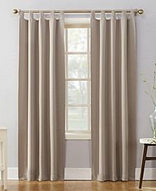 "Preston 40"" x 95"" Tab-Top Blackout Curtain Panel"
