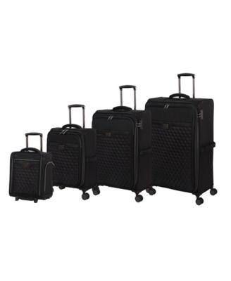 Spectacular 4-Piece Softside Luggage Set