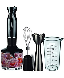 Electric Immersion Blender, Detachable Shaft