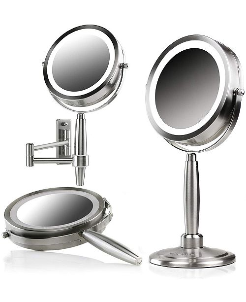 OVENTE 3-in-1 Makeup Mirror Tabletop