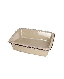 Country Cook Rectangular Baking Dish