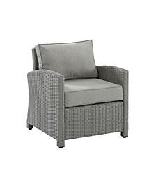 Bradenton Outdoor Wicker Arm Chair