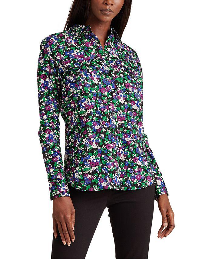 Lauren Ralph Lauren - Patch-Pocket Shirt