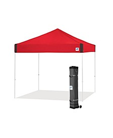 Pyramid Instant Shelter Straight Leg Portable Popup Canopy Tent 100 Square Feet of Shade