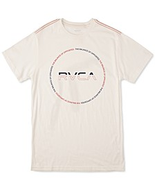 Men's Splitter Seal Logo Graphic T-Shirt