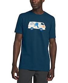 Men's Outdoor Free Logo Graphic T-Shirt