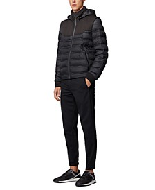 BOSS Men's J_Skyn Water-Repellent Down Jacket