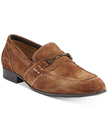 Men's Chester Suede Bit Loafers, Created for Macy's
