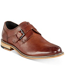 Men's Liandro Single Monk-Strap Shoes, Created for Macy's