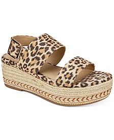 Leawood Espadrille Platform Women's Sandal