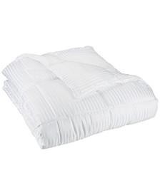 Reversible Stripe Comforter, Full/Queen