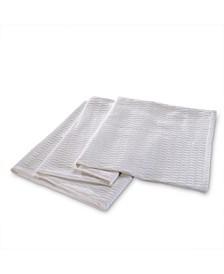 Diamond Pattern Woven Blanket, Twin
