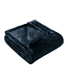 Wrinkle Resistant Plush Fleece Blanket, King