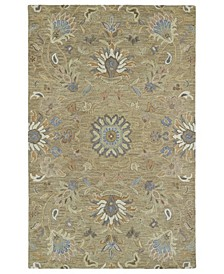 Helena 3207-82 Light Brown 12' x 15' Area Rug