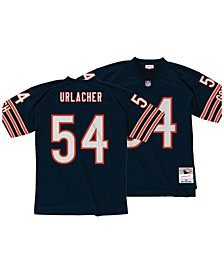 Men's Brian Urlacher Chicago Bears Replica Throwback Jersey