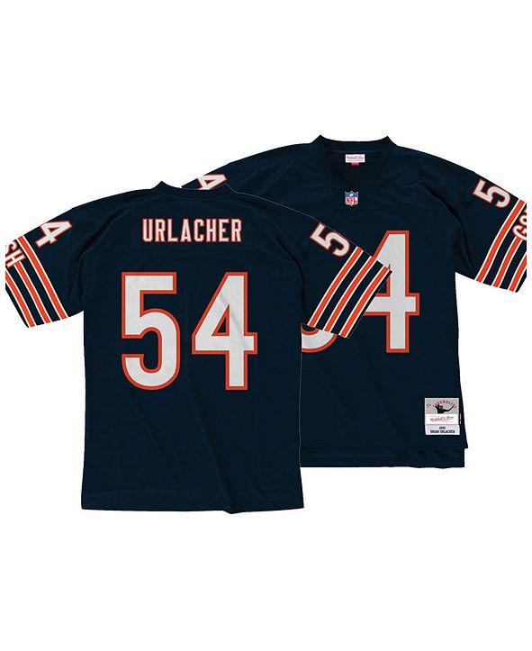 Mitchell & Ness Men's Brian Urlacher Chicago Bears Replica Throwback Jersey