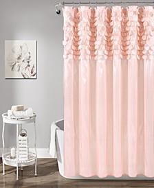 """Lillian 72"""" x 72"""" Shower Curtain"""