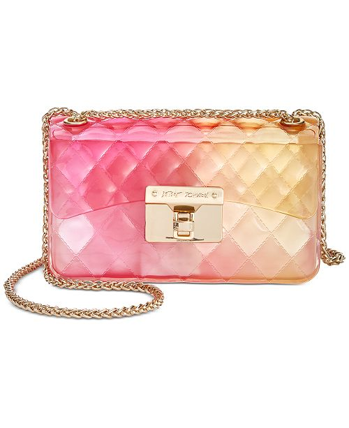 Betsey Johnson So Jelly Shoulder Bag